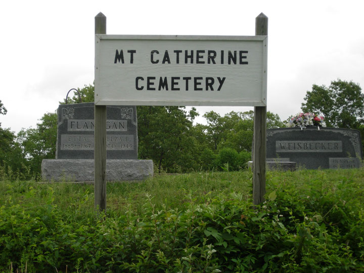 Mount Catherine Christian Cemetery
